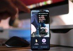 Samsung deixa mudar o fundo nas videochamadas nos Galaxy S21