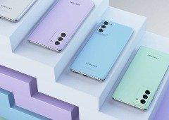Samsung desfaz-se das evidências da existência do Galaxy S21 FE