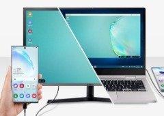 Samsung DeX já tem app disponível para Windows e Mac