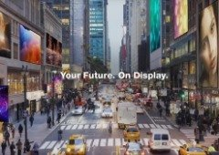 Samsung Display continua a dominar o mercado de OLEDS!