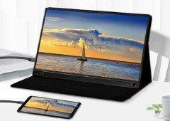 Samsung e LG estão a desenvolver monitores portáteis para os seus smartphones