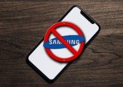 Samsung e o negócio milionário com a Apple pode estar em vias de extinção