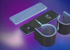 Samsung está a trabalhar num smartphone para o teu pulso