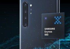"""Samsung Exynos 880 é oficial e vem """"disfarçado"""" de gama-média! Suporte 5G para todos"""