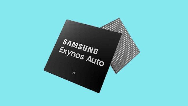 Samsung Galaxy Exynos Auto