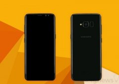 Samsung Galaxy A5 (2018). Imagens revelam semelhanças ao Galaxy S8