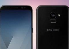 Samsung Galaxy A7 2018 já está presente no site oficial da marca