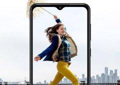 Samsung Galaxy A02 é oficial: smartphone barato para quem quer o básico