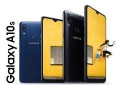 Samsung Galaxy A10s é oficial! Conhece a nova oferta 'budget' da marca