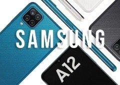 Samsung Galaxy A12: provavelmente o melhor smartphone até 150 €