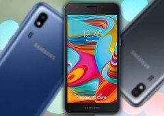 Samsung Galaxy A2 Core será o segundo Android Go da fabricante