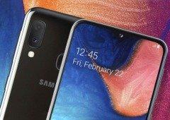 Samsung Galaxy A20e é oficial e dedica-se ao mercado de gama de entrada