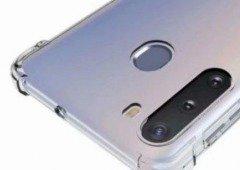 Samsung Galaxy A21. Alegado design revelado em novas imagens
