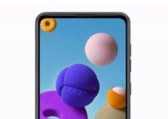 Samsung Galaxy A21. Design completo é revelado em todo o seu esplendor