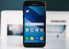 Samsung Galaxy A3 (2017): atualização Android Nougat está a chegar!