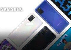 Samsung Galaxy A31 é oficial! Mais um smartphone que vai ameaçar a Xiaomi