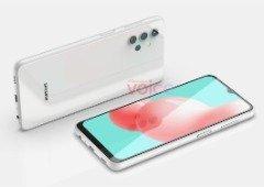 Samsung Galaxy A32 5G tem design revelado em novas imagens e vai surpreender!