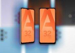Samsung Galaxy A32 5G vai estrear design inspirado no LG Velvet (imagens oficiais)