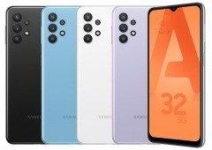 Samsung Galaxy A32 4G é oficial: o segredo está no ecrã
