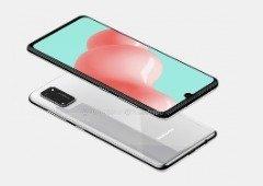 Samsung Galaxy A41 tem design revelado em vídeo! Vai desiludir muitos utilizadores