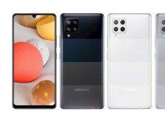 Samsung Galaxy A42 5G é o smartphone que combaterá o Xiaomi Mi 10 Lite no mercado