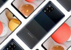 Samsung Galaxy A42 5G é oficial! O verdadeiro concorrente ao Xiaomi Mi 10 Lite