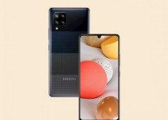 Samsung Galaxy A42 5G: estas são as especificações do grande concorrente ao Xiaomi Mi 10 Lite