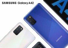 Samsung Galaxy A42 5G: já sabemos qual será o preço do smartphone