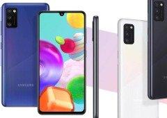 Samsung Galaxy A42 pode ser o mais barato smartphone 5G da marca. Especificações reveladas