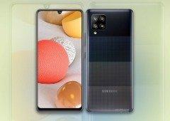 Samsung Galaxy A42 vai surpreender e deixar a Xiaomi fora da corrida!