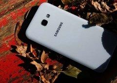 Samsung Galaxy A5 2018 aparece no site oficial da empresa