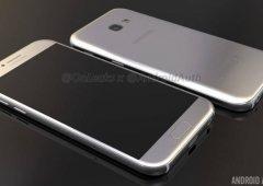Samsung Galaxy A5 (2017) será o gama-média com o design do Galaxy S7