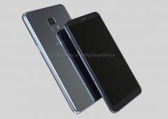 Samsung Galaxy A5 (2018) e Galaxy A7 (2018) completamente revelados
