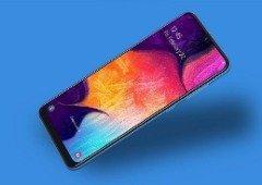 Samsung Galaxy A50 desilude no teste de câmara do DxOMark