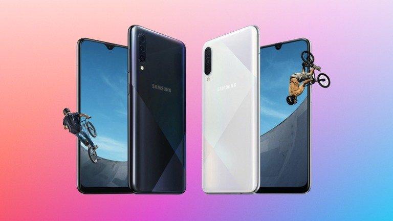 Samsung Galaxy A50s e A30s são oficiais e merecem ser vistos de forma atenta