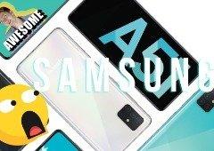 Samsung Galaxy A51: agarra o desconto no smartphone Samsung