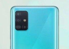 Samsung Galaxy A51 pode chegar esta semana. Conhece design e especificações