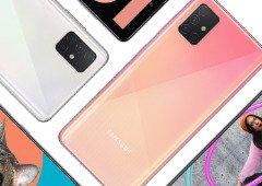 Samsung Galaxy A51 recebe atualização que dá nova vida às suas câmaras