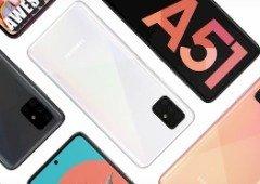 Samsung Galaxy A51. Vídeo promocional revela segredos antes do lançamento