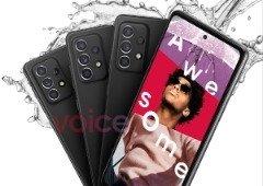 Samsung Galaxy A52 5G: confirmada característica rara nos gama média