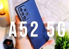 Samsung Galaxy A52 5G review: pouco acima de medíocre em 2021