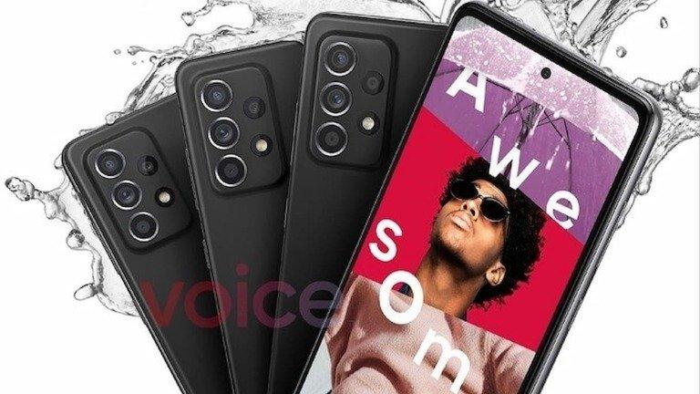 Samsung Galaxy A52: câmara e ecrã do smartphone vão surpreender