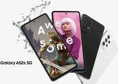 Samsung Galaxy A52s é oficial! O mesmo equipamento com novo processador
