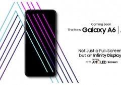Samsung Galaxy A6 e A6+ - As novidades destes smartphones Android