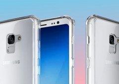 Samsung Galaxy A7 2018 será um exclusivo destes mercados?