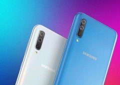 Samsung Galaxy A70S será o primeiro com câmara de 64MP