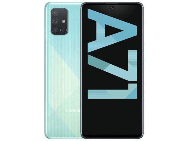 Telemóvel Samsung Galaxy A71