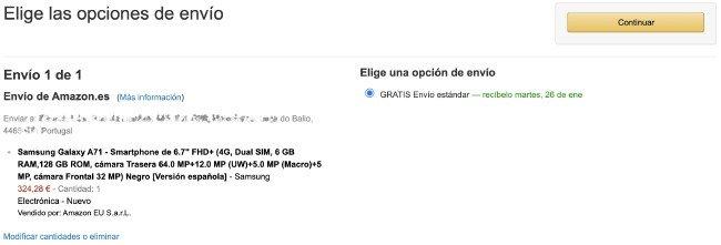 Amazon Espanha