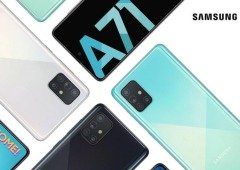 Samsung Galaxy A71 desilude na análise feita pela DxOMark