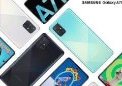 Samsung Galaxy A71 é oficial e as suas câmaras impressionam!